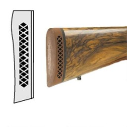 Pachmayr Recoil Pad Deluxe Field (Brown)