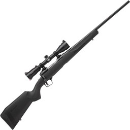 """Savage Arms Savage Model 110 Engage Hunter XP .300 Win. Mag. Synthetic Matte w/ Bushnell Banner Scope 24"""" Barrel"""