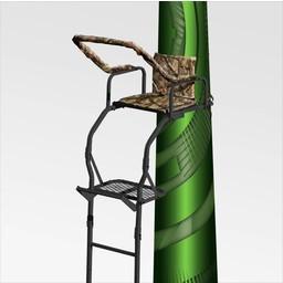 Sniper Treestand Sniper Treestand Avenger DX 17' Ladder Stand