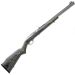 "Marlin Model 60SS .22LR 19"" Barrel Monte Carlo Laminated Two Tone Hardwood Stock Stainless Barrel"