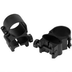 """Weaver Weaver See-Thru 1"""" Bases Up To 50mm Objective"""