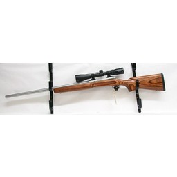 Savage Arms UG-12152 USED Savage Model 12 Stainless Laminate Rifle .300 WSM w/ Vortex Crossfire 4-12X Scope