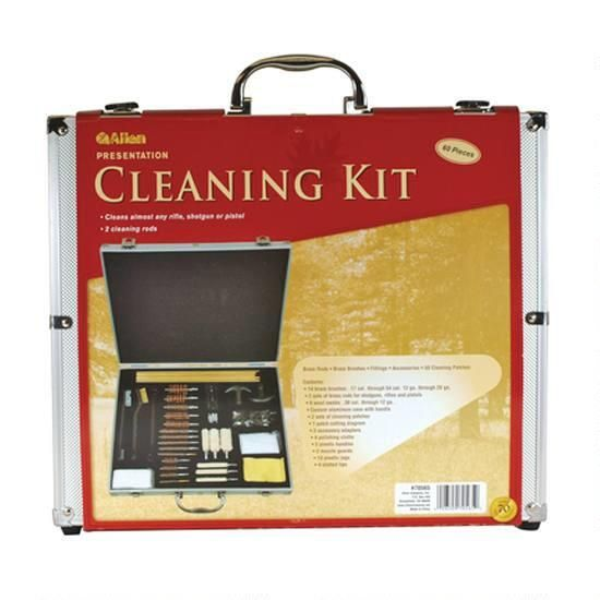 Allen Deluxe Cleaning Kit (60-Pieces)