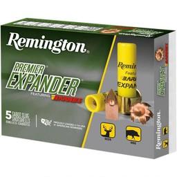 """Remington Remington Premier Expander Barnes 20 gauge 3"""" 250 Grain Slug (5-Rounds)"""