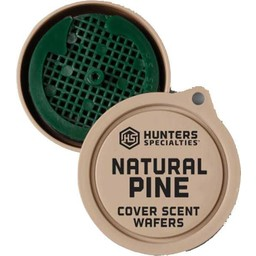 Hunters Specialties Natural Pine Cover Scent Wafers (3-Count)