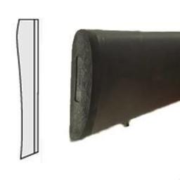 Pachmayr Recoil Pad RP200 Rifle Black Medium White Line