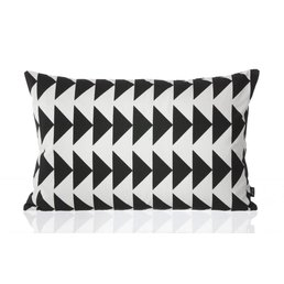 Ferm Living Black Arrow Cushion