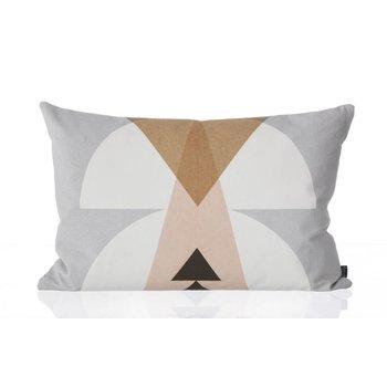 Ferm Living Inka Cushion Grey