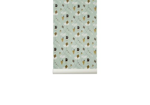Ferm Living WallPaper Kite