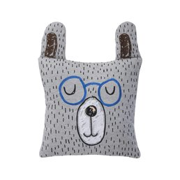 Ferm Living Little Mr Teddy Cushion