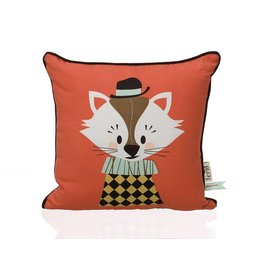 Ferm Living Pillow Aristo Katt