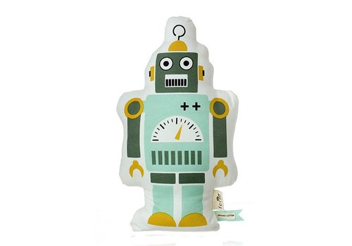 Ferm Living Mr Robot Small Pillow