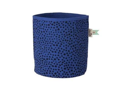 Ferm Living Billy Basket Medium Blue
