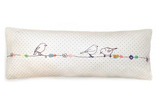 Mimilou String Of Pearls Cushion