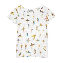 G. Kero Surfers of Fire T-Shirt