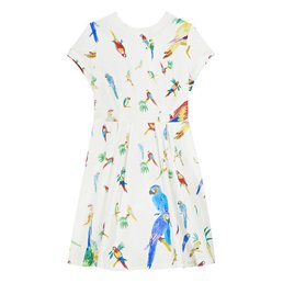 G. Kero Diana Parrots Dress