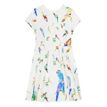 G. Kero Diana Parrots Dress