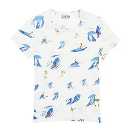 G. Kero Ipanema Surf Men's T-Shirt