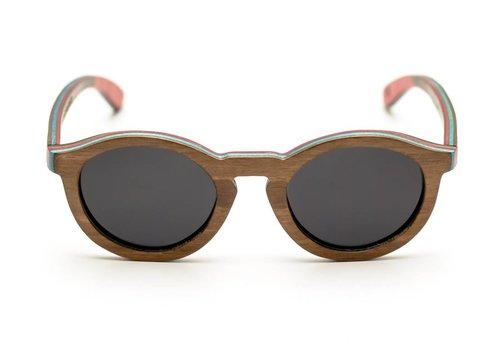Rezin Zanzibar Brown Sunglasses