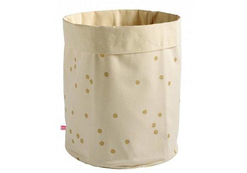 La cerise sur le gateau Odette Gold Medium Basket