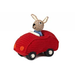 Anne Claire Petit Crochet Animal Car