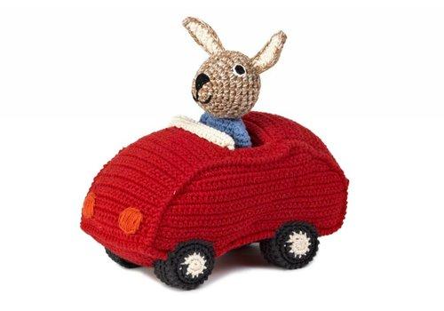Anne Claire Petit Crochet Animal Car