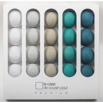 La Case de Cousin Paul Premium Miles Grey Blue