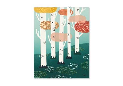 Michelle Carlslund Forest 50 X 70 CM