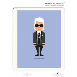 Image republic Karl Lagerfeld (Le Duo Solo)