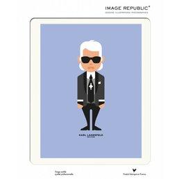 Image republic Karl Lagerfeld (Le Duo Solo)