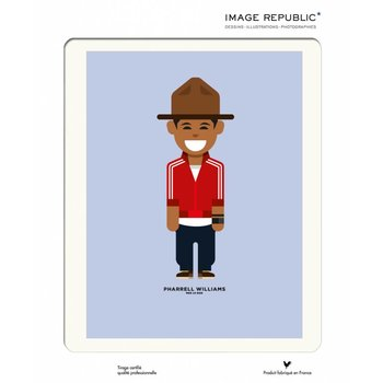 Image republic Pharrell Williams (Le Duo Solo)