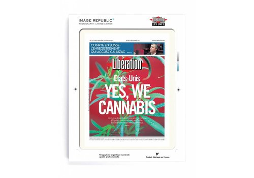 Image republic YES WE CANNABIS