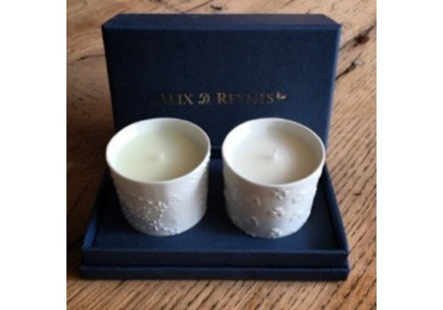 Alix Reynis Mini Scented Candle (Byzance/Constinople)