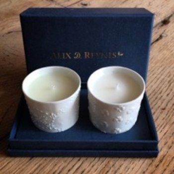 Alix Reynis Mini Scented Candle (Happiness/Trefle Incarnat)