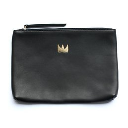Alphabeta Long Life Leather Pouch Small