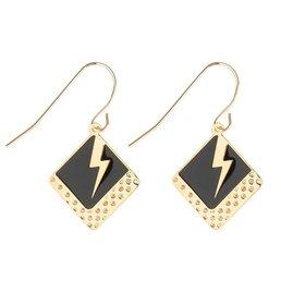 Alphabeta Stormy Weather Earrings