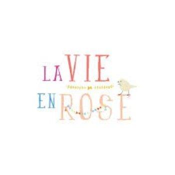 Mimilou La Vie En Rose Wall Sticker