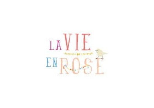 Mimilou La Vie En Rose Wall Sticker