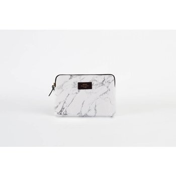 Woouf White Marble Ipad Case