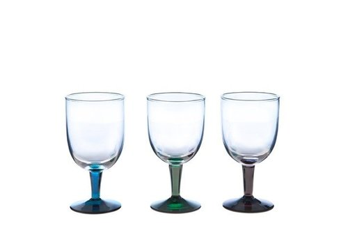Sentou Large Rainbow Wine Glass