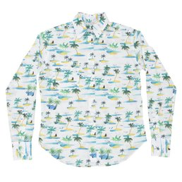 G. Kero Palm Island Women's Shirt