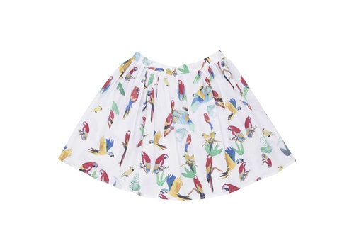 G. Kero Super Parrots Women's Skirt