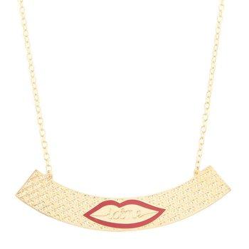 Alphabeta Icone Necklace