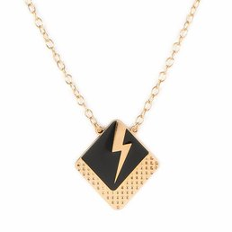 Alphabeta Stormy Weather Necklace