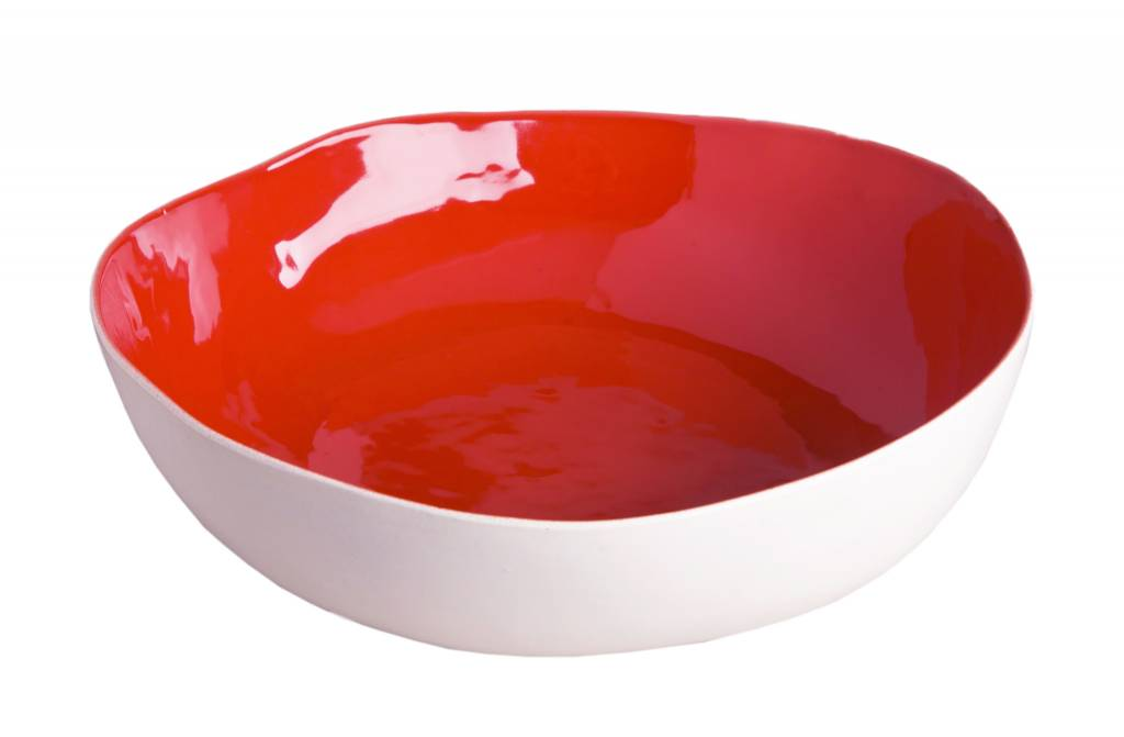 L Appartement Store Sentou Bazelaire Ceramic Salad Bowl