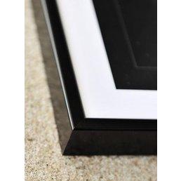 Michelle Carlslund Black Frame (50 x 70 CM)