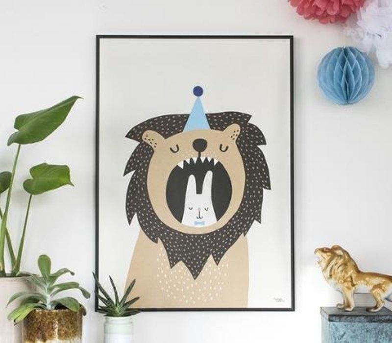 Michelle Carlslund Black Frame (30 x 40 CM) - Lappartement Concept Store