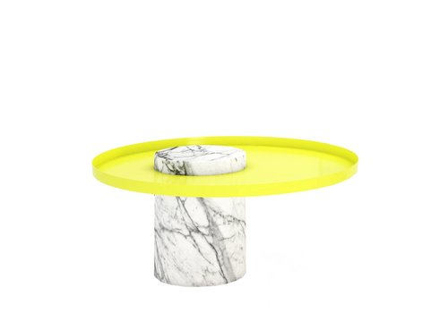La Chance Salute Side Table Low