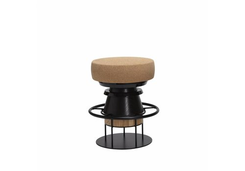 La Chance Tembo Low Stool