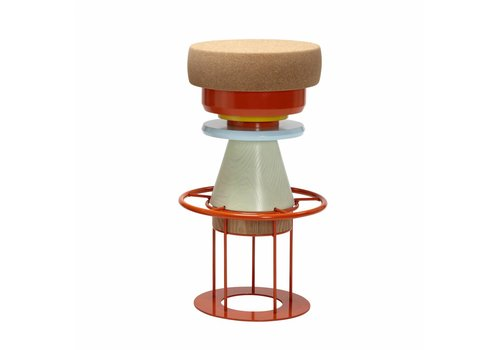 La Chance Tembo High Stool
